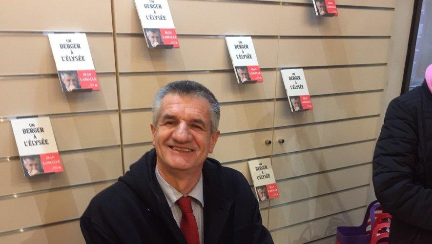 Jean Lassalle en Aveyron et sous les projecteurs