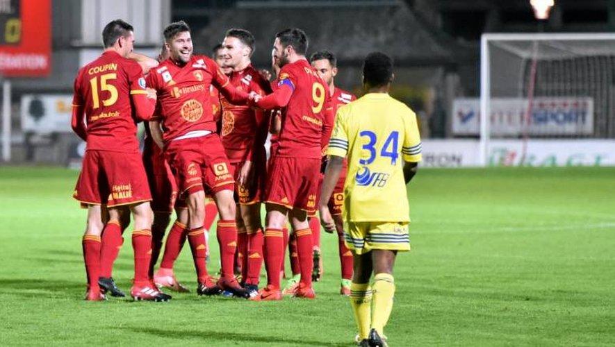VIDÉO. Football : suivez Avranches - Rodez en direct