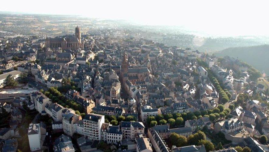 Rodez, elle aussi, reste un site remarquable pour l'Occitanie.