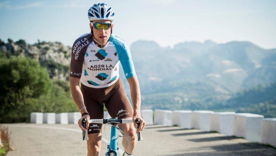 En 2015, Alexandre Geniez avait terminé 9e du Tour d'Italie.
