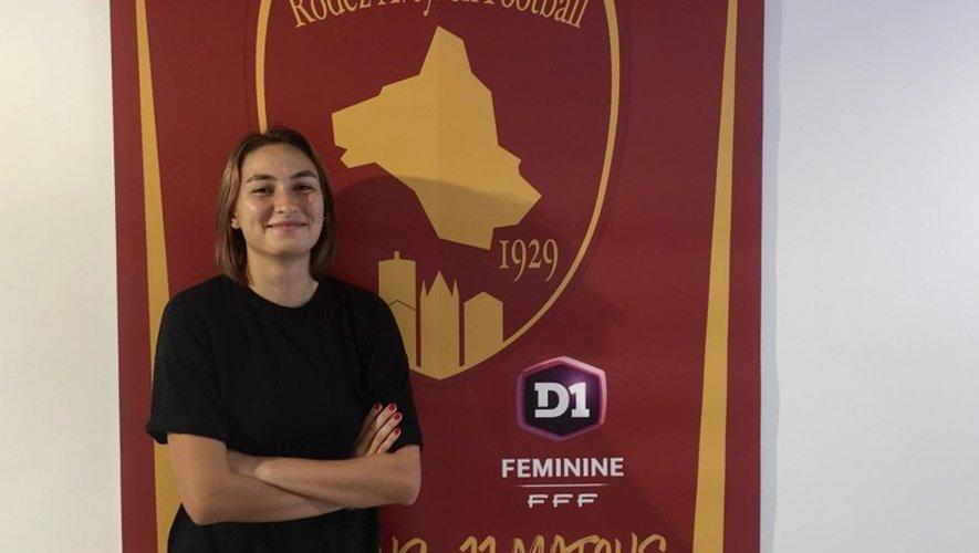 Rodez recrute la milieu russe Ekaterina Tyryshkina
