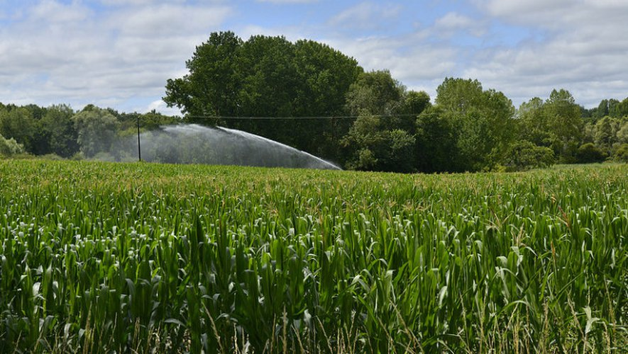Nouvelles restrictions d'usage de l'eau en Aveyron