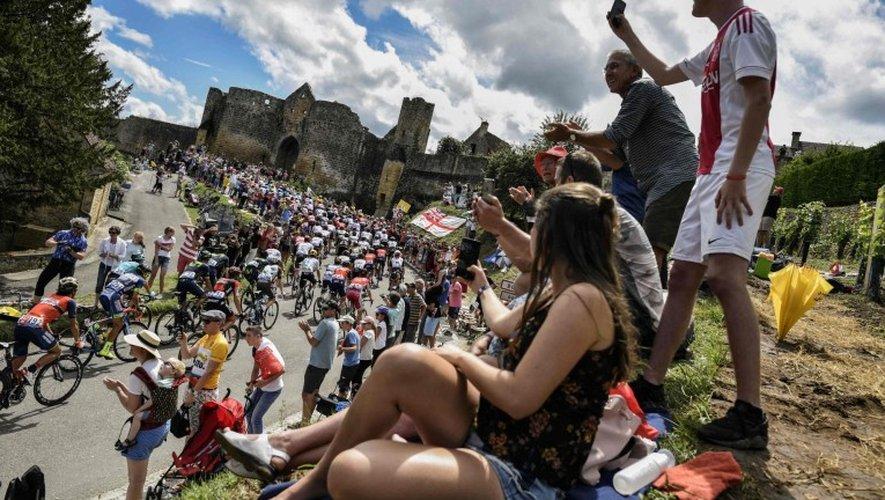 Tour de France : horaires, profil, tout savoir sur l'étape Laissac - Le Puy
