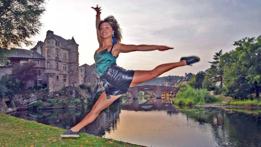 Avec Mandy Cavaroc, l'école de danse d'Espalion fait peau neuve !