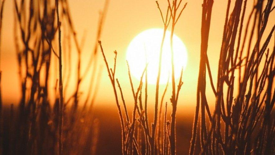 Vague de fortes chaleurs sur l'Aveyron ce lundi!