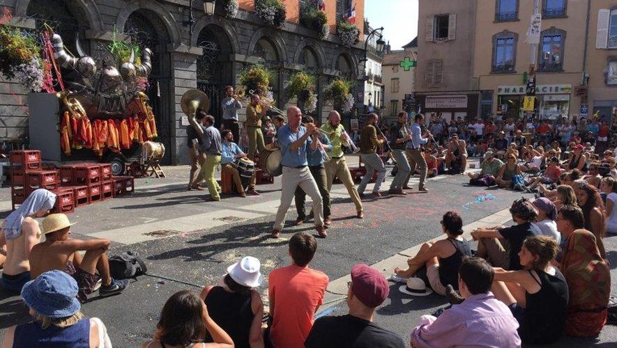 Le Festival d'Aurillac surprend toujours