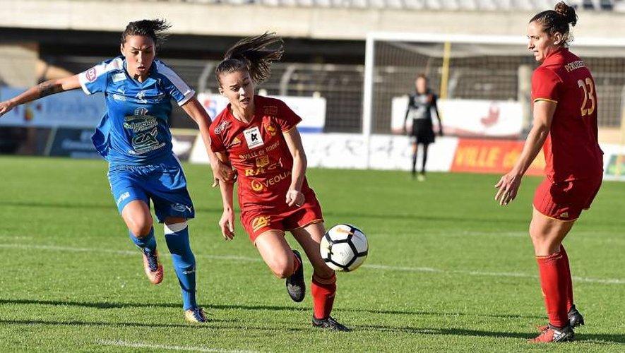 Les filles du Raf se rendront à Saint-Etienne en cas de victoire contre le Paris-Saint-Germain.