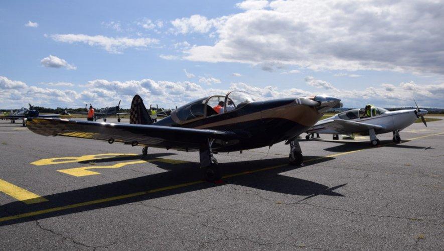 Vidéos, photos : le meeting aérien est prêt à décoller ce week-end