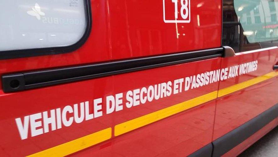 Un Millavois de 31 ans interpellé pour le vol de l'ambulance du Sdis