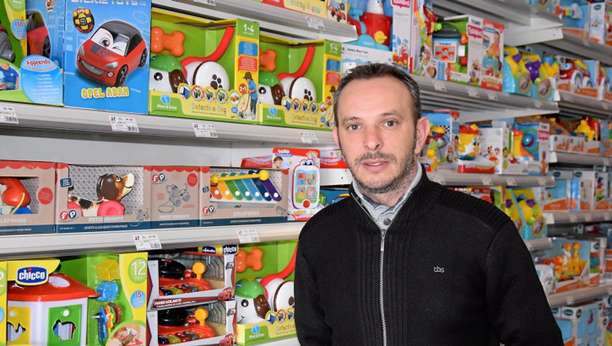 Lendemains de Noël calmes dans les magasins de jouets