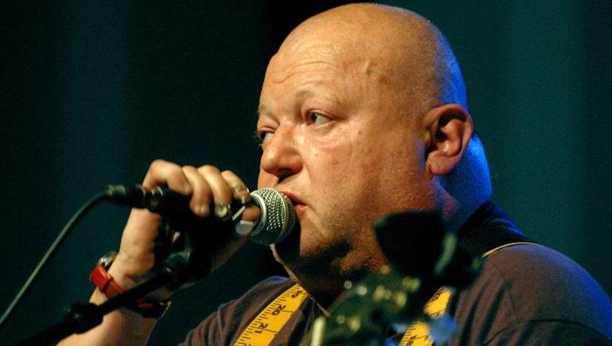 François Hadji-Lazaro sera en concert avec son groupe Pigalle le vendredi 16 mars, à Naucelle.