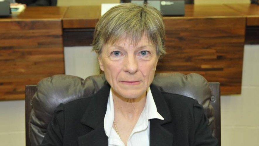 La conseillère départementale Christine Presne pilote en duo ce projet aveyronnais.
