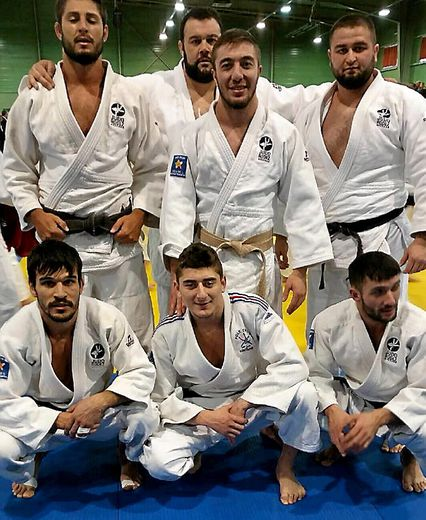 Le Judo Rodez Aveyron champion d'Occitanie!