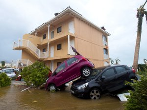 Ouragan Irma: des Aveyronnais pris dans la tourmente témoignent