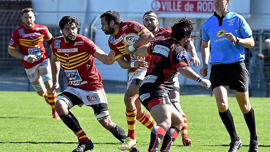 Rugby, Fédérale 1: les futurs adversaires de Rodez sont connus