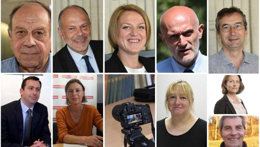 EN VIDÉOS. Législatives en Aveyron : les candidats de la 1re circonscription ont 3 minutes pour vous convaincre