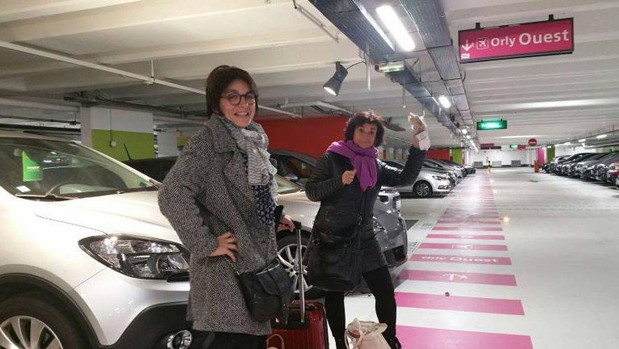 «Drôle» d'épopée pour soixante voyageurs du vol Paris-Rodez