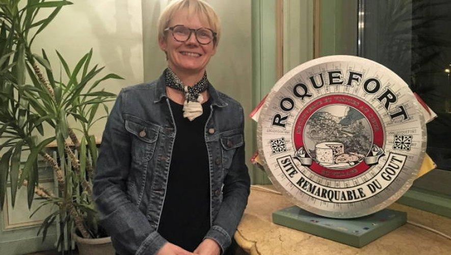 Cécile Arondel-Schultz vient de la CCI de l'Aveyron.