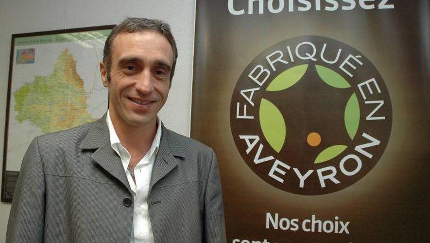 Le député Arnaud Viala figure parmi les 20 meilleurs députés hexagonaux.