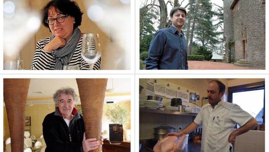Guide Michelin: sept chefs aveyronnais étoilés !