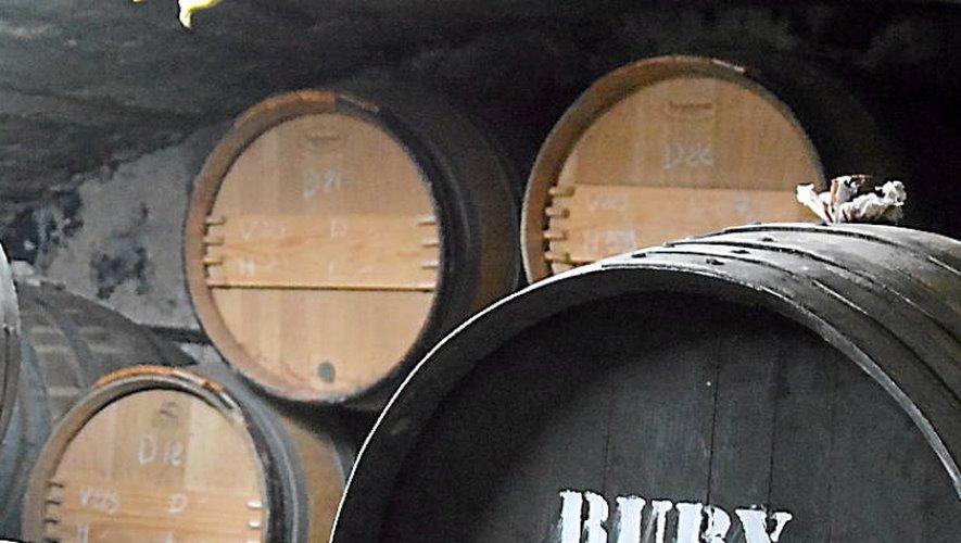 Le whisky de l'Aubrac sera servi en 2020