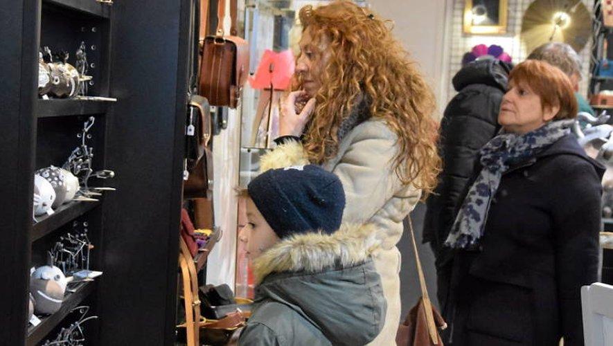 Rodez : une nouvelle boutique éphémère, Occi'Talents, ouvre ses portes