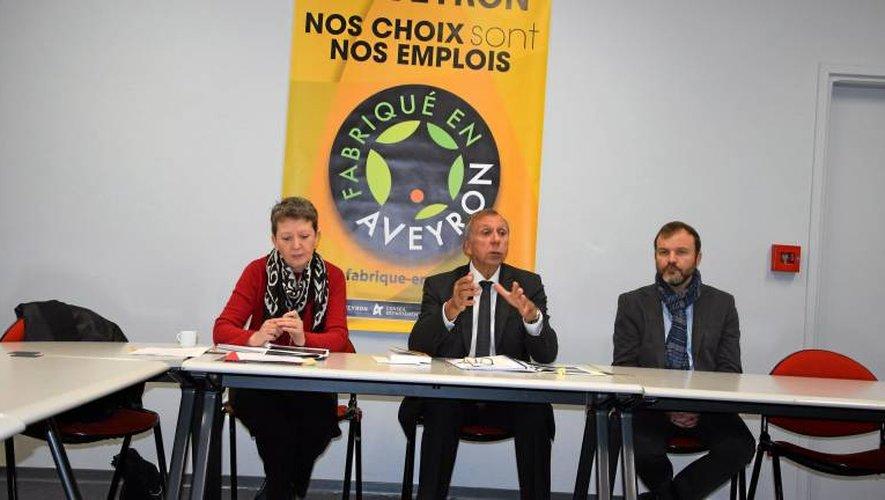 Présidé par Jean-Claude Luche, Aveyron ambition attractivité bénéficiera en 2018 d'un budget de près de 500000€.