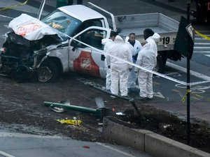 New York : huit morts dans un « acte terroriste » à Manhattan
