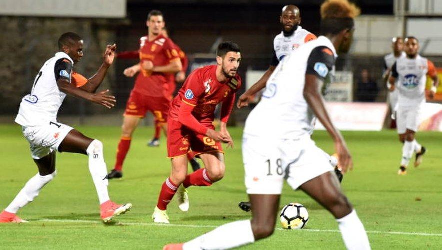 Da Silva offre la victoire aux Ruthénois.