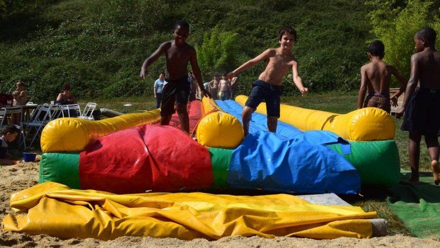 Rodez plage animera une nouvelle fois les berges de Layoule.