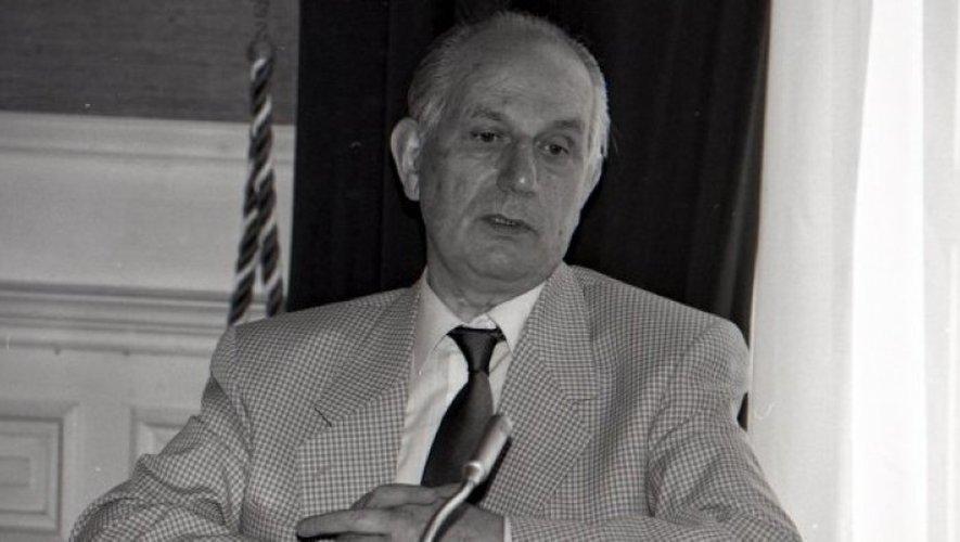 Gérard Deruy, ancien maire de Millau, est décédé