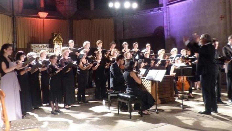 L'Ensemble Antiphona.