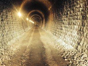Entre Bozouls et Espalion, le tunnel de Biounac est enfin éclairé