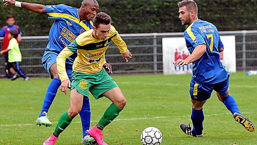 Football : les poules de Ligue dévoilées, les Aveyronnais sont fixés