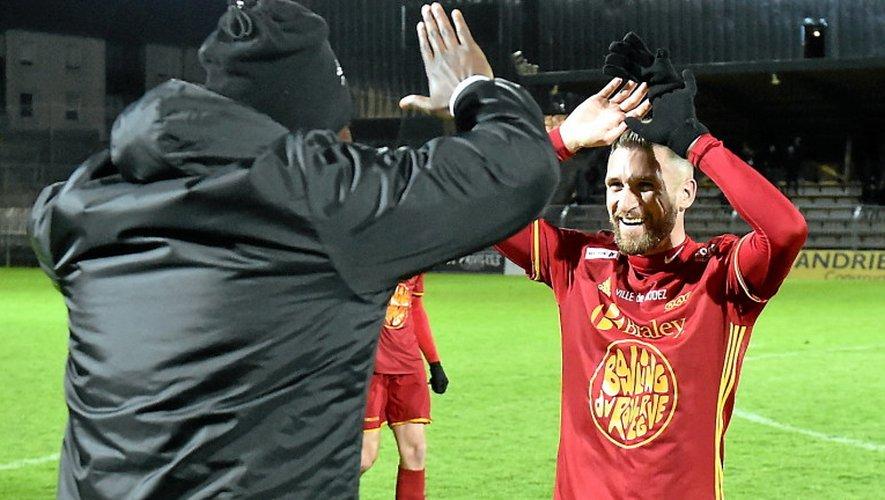 Maxime Ras, meilleur buteur du club en CFA, restera-t-il Ruthénois?