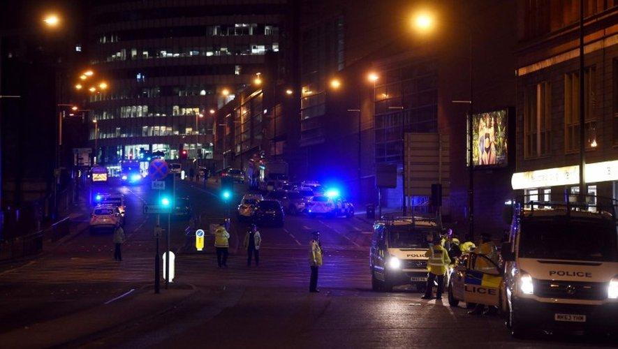 GB: 22 morts, dont des enfants, dans un attentat suicide à Manchester