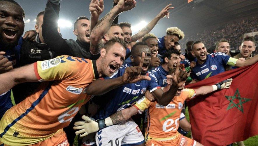 Un an après avoir remporté le Championnat de National, synonyme d'accession en L2, le RC Strasbourg a réussi l'exploit de monter dans la foulée en Ligue 1