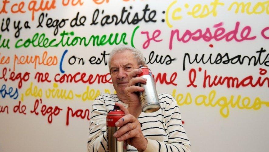 Le musée Denys-Puech de Rodez invite l'artiste Ben.