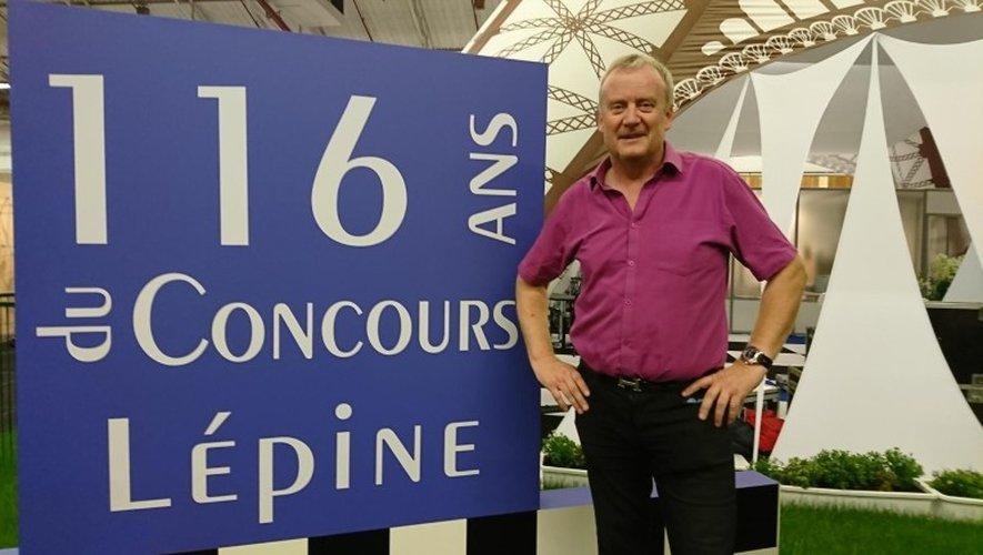 Un Aveyronnais décroche une médaille d'argent au Concours Lépine