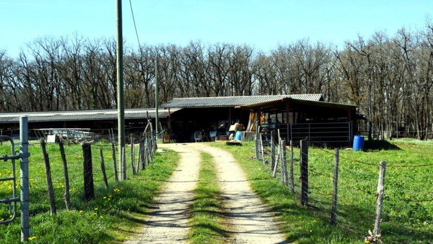 Le corps sans vie de Thomas Latorre a été retrouvé lundi soir, à La Capelle-Balaguier dans son «hacienda».