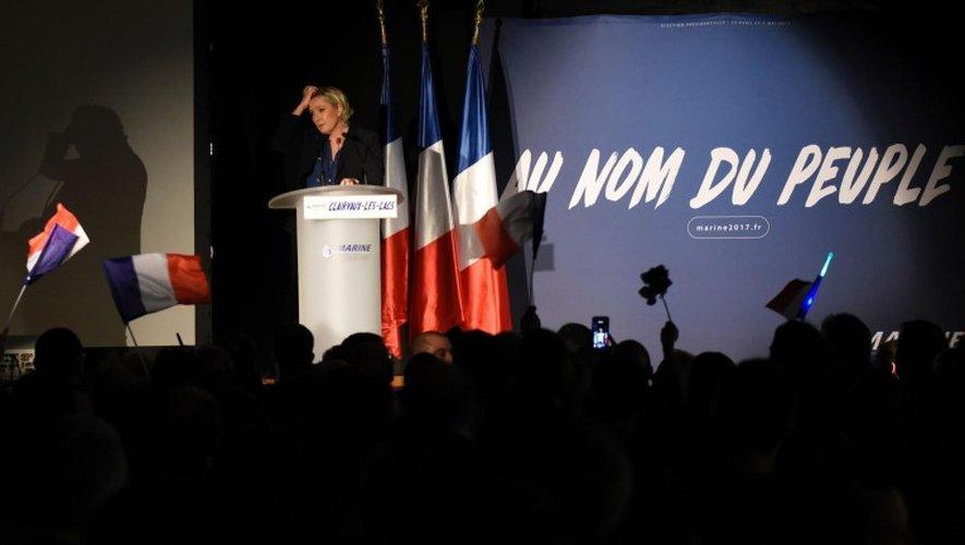 La candidate FN sera à l'espace André Jarlan.
