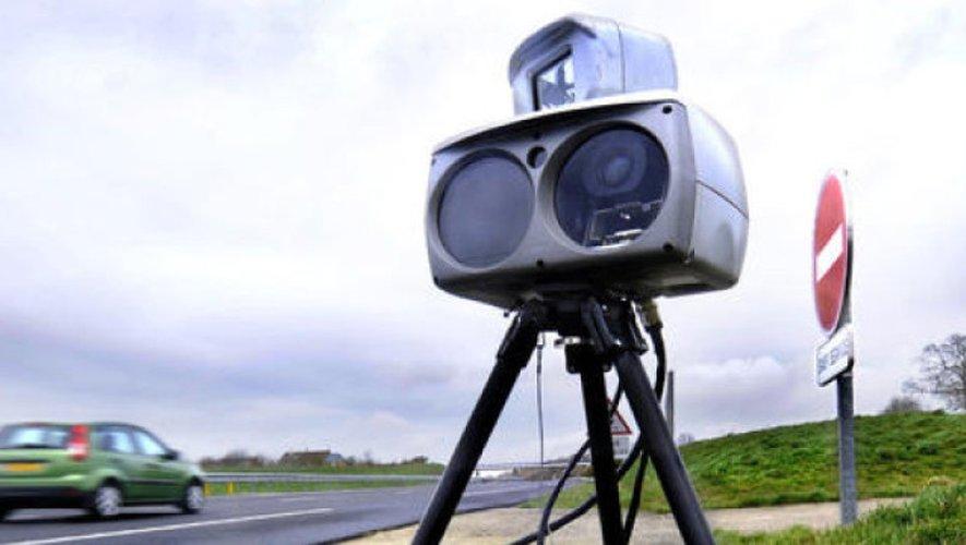 Routes : où sont les radars, cette semaine, en Aveyron?