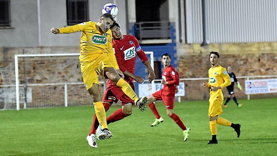 Luc-Primaube accueillera donc Rodez au 5e tour de la coupe de France. Une belle fête pour le football aveyronnais.