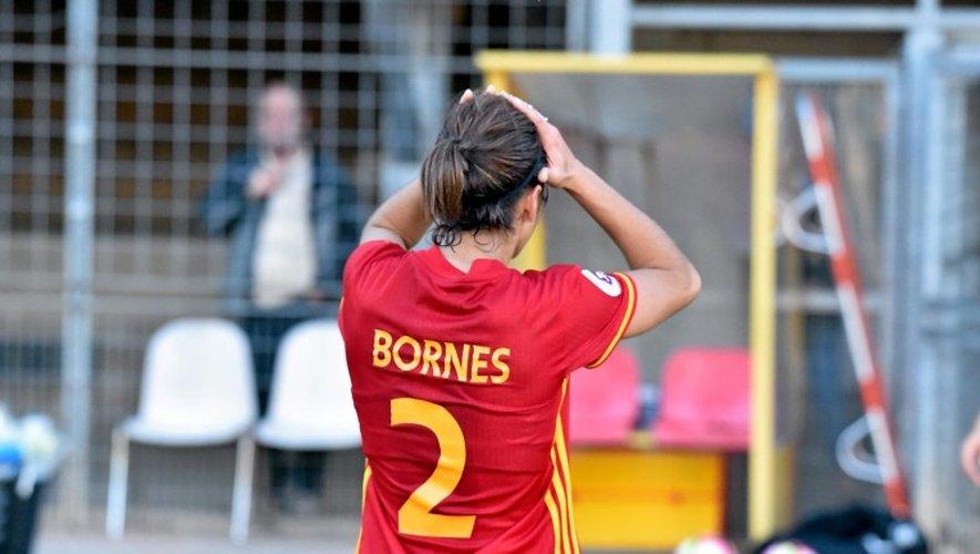 Football féminin: Rodez s'est fait dévorer à Lyon (8-0)