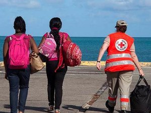 La Guadeloupe en alerte rouge avant l'arrivée de l'ouragan Maria