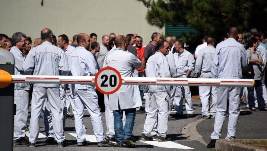 Social: une opération «escargot» de la Bosch et un casse-croûte des «fainéants» attendus