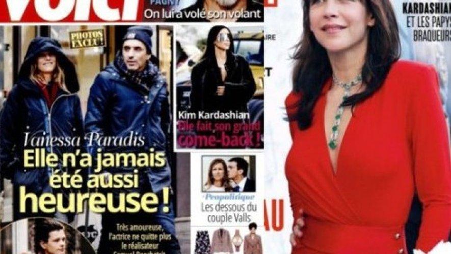 Love pour Vanessa et Samuel, Sophie Marceau, Cyril Lignac, Angelina Jolie…