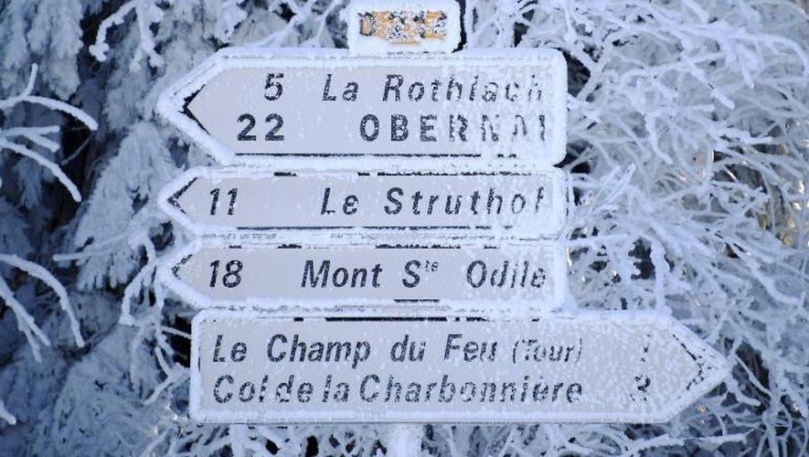 La vigilance orange neige et verglas, liée au coup de froid, a été levée dimanche midi sur les sept derniers départements du centre-est de la France