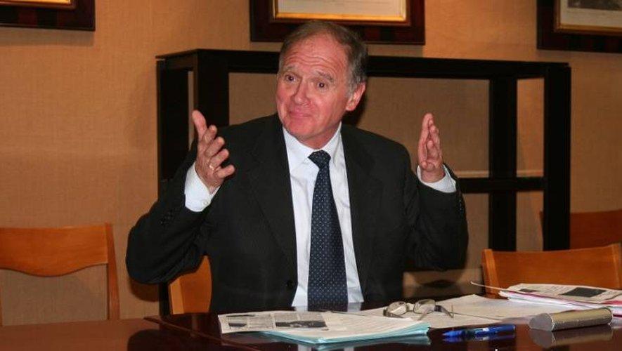 Avec 24 voix contre 16 pour son adversaire du soir, Jean-Michel Lalle a été élu premier président de la communauté Comtal Lot Truyère.