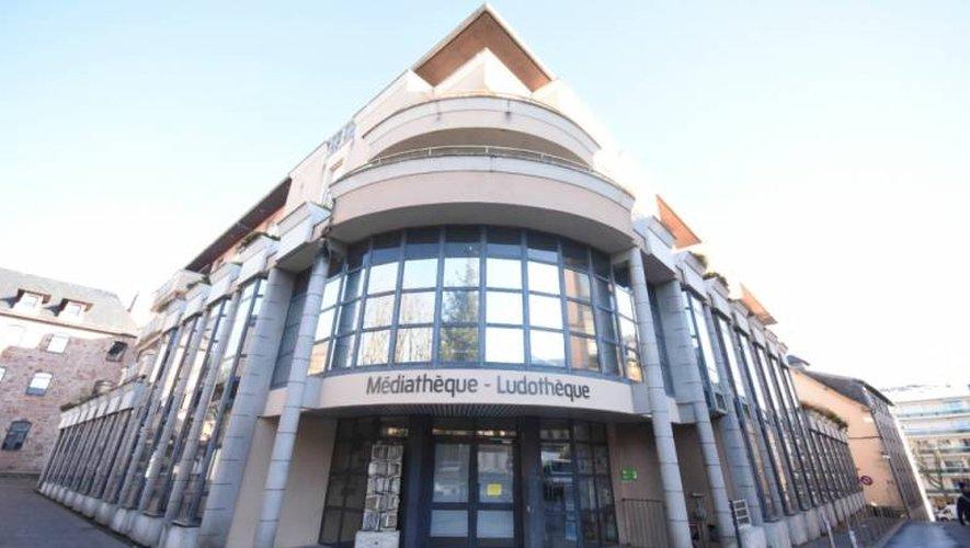 La médiathèque était fermée hier afin de finaliser l'installation de la ludothèque qui sera ouverte ce matin, à partir de 10 heures.